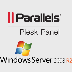 parallels plesk panel and windows server 2008