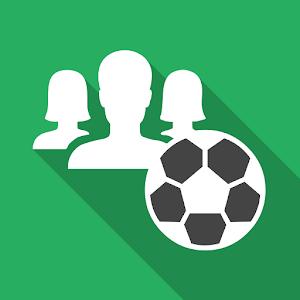 creador equipos futbol app android