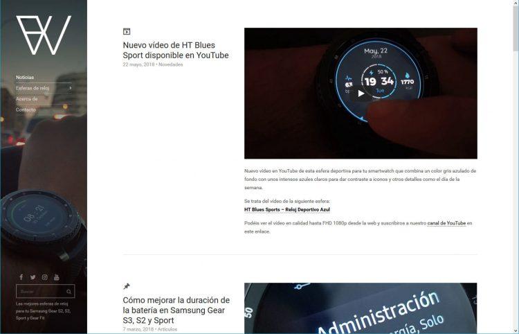 web watchfaces 1