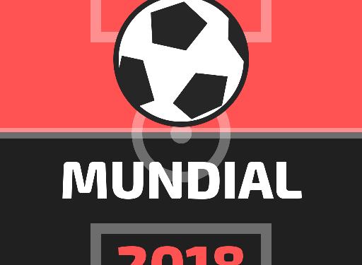 logo app mundial 2018