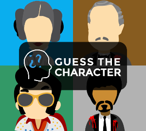 guess the character quiz logo