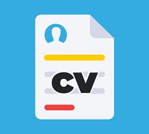 app curriculum en una página