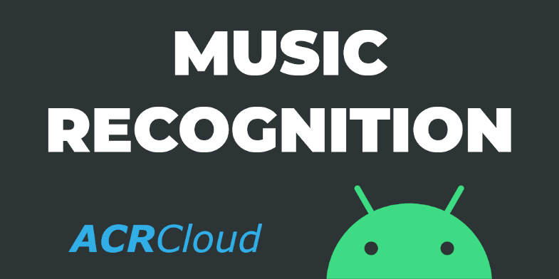 acrcloud android music recognition